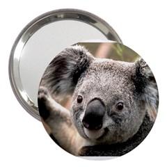 Koala 3  Handbag Mirror