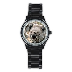Koala Sport Metal Watch (black)