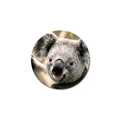 Koala Golf Ball Marker 4 Pack