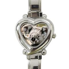 Koala Heart Italian Charm Watch