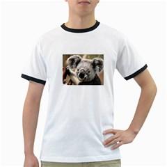 Koala Mens' Ringer T-shirt
