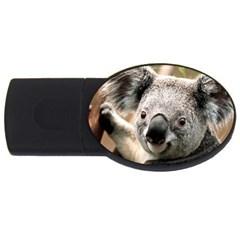 Koala 4gb Usb Flash Drive (oval)