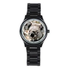 Koala Sport Metal Watch (Black)