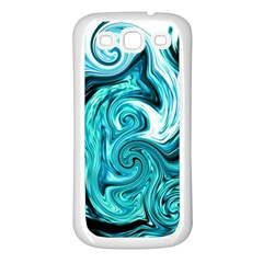 L133 Samsung Galaxy S3 Back Case (White)