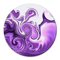 L134 8  Mouse Pad (Round)