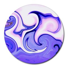 L136 8  Mouse Pad (round)