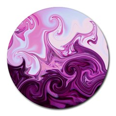 L137 8  Mouse Pad (round)