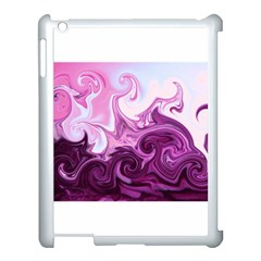 L137 Apple iPad 3/4 Case (White)