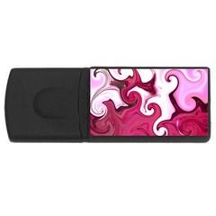 L143 2GB USB Flash Drive (Rectangle)