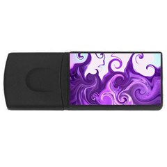 L144 4gb Usb Flash Drive (rectangle)