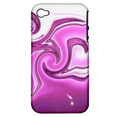 L146 Apple iPhone 4/4S Hardshell Case (PC+Silicone)
