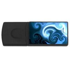 L154 4gb Usb Flash Drive (rectangle)