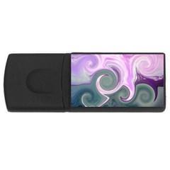 L155 1GB USB Flash Drive (Rectangle)