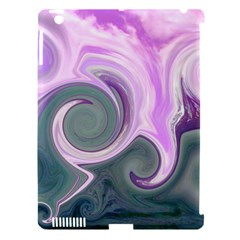 L155 Apple iPad 3/4 Hardshell Case (Compatible with Smart Cover)