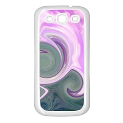 L155 Samsung Galaxy S3 Back Case (white)