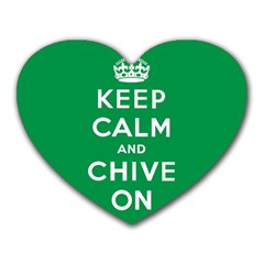 Kcco Mouse Pad (heart)