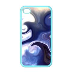 L158 Apple Iphone 4 Case (color)
