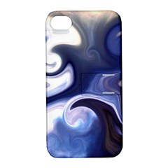 L158 Apple iPhone 4/4S Hardshell Case with Stand