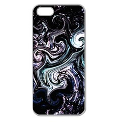 L160 Apple Seamless Iphone 5 Case (clear)