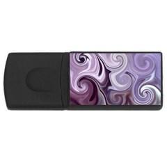 L164 1GB USB Flash Drive (Rectangle)