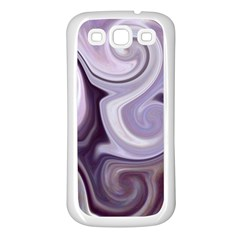 L164 Samsung Galaxy S3 Back Case (white)