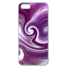 L165 Apple Seamless iPhone 5 Case (Clear)