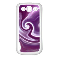 L165 Samsung Galaxy S3 Back Case (White)