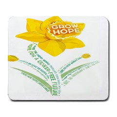 hope Large Mouse Pad (Rectangle)