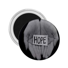 Hope Trendy Buttons 2.25  Button Magnet