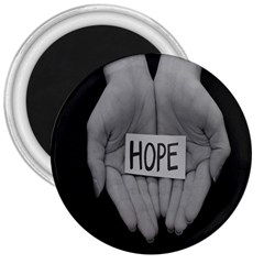 Hope Trendy Buttons 3  Button Magnet