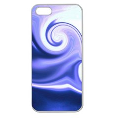 L172 Apple Seamless iPhone 5 Case (Clear)