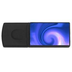 L173 4GB USB Flash Drive (Rectangle)