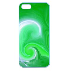 L174 Apple Seamless Iphone 5 Case (color)