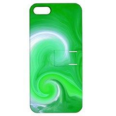 L174 Apple iPhone 5 Hardshell Case with Stand