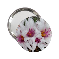 Bloom Cactus  Handbag Mirror (2.25 )
