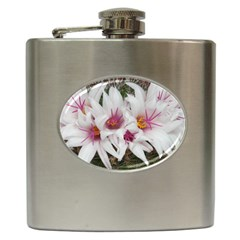 Bloom Cactus  Hip Flask