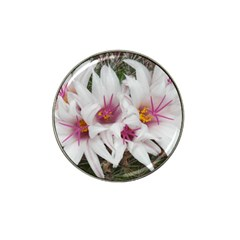 Bloom Cactus  Golf Ball Marker 4 Pack (for Hat Clip)