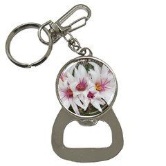 Bloom Cactus  Bottle Opener Key Chain