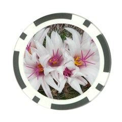 Bloom Cactus  Poker Chip