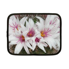 Bloom Cactus  Netbook Case (Small)