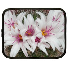 Bloom Cactus  Netbook Case (large)