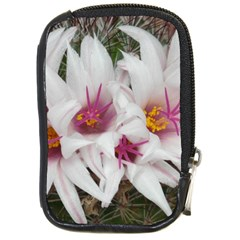 Bloom Cactus  Compact Camera Leather Case