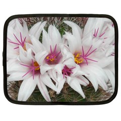 Bloom Cactus  Netbook Case (XL)