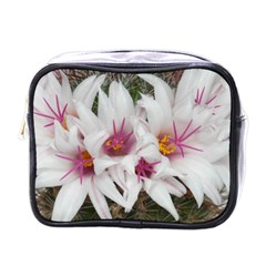 Bloom Cactus  Mini Travel Toiletry Bag (One Side)
