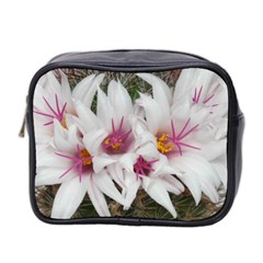 Bloom Cactus  Mini Travel Toiletry Bag (Two Sides)