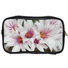 Bloom Cactus  Travel Toiletry Bag (Two Sides)