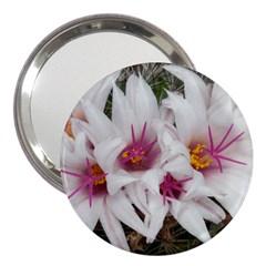 Bloom Cactus  3  Handbag Mirror
