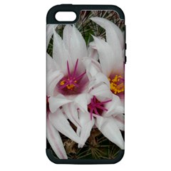 Bloom Cactus  Apple iPhone 5 Hardshell Case (PC+Silicone)