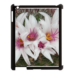 Bloom Cactus  Apple iPad 3/4 Case (Black)