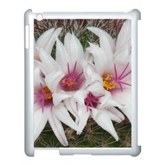 Bloom Cactus  Apple iPad 3/4 Case (White)